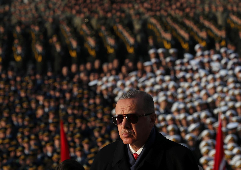 بعد قره باغ، شمال قبرص: أردوغان