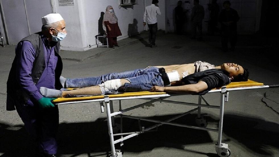 مقتل عنصر أمن وإصابة ثلاثة بانفجار في كابل