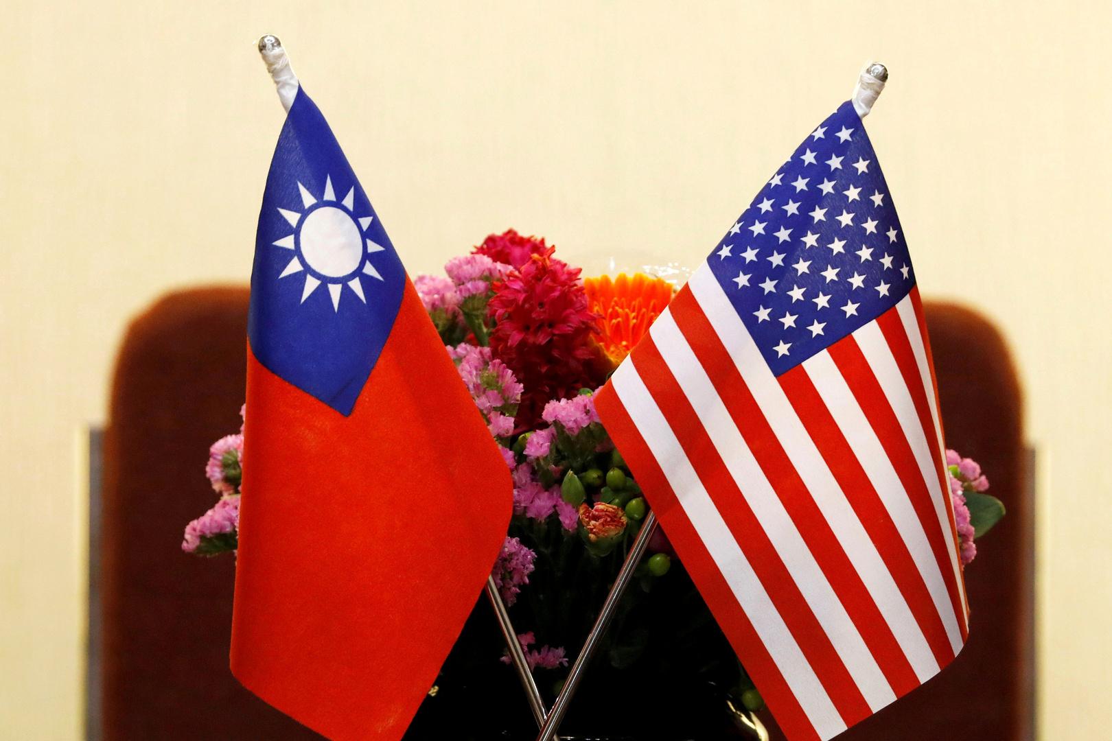 مفاوضات بين الولايات المتحدة وتايوان حول تعزيز العلاقات الاقتصادية