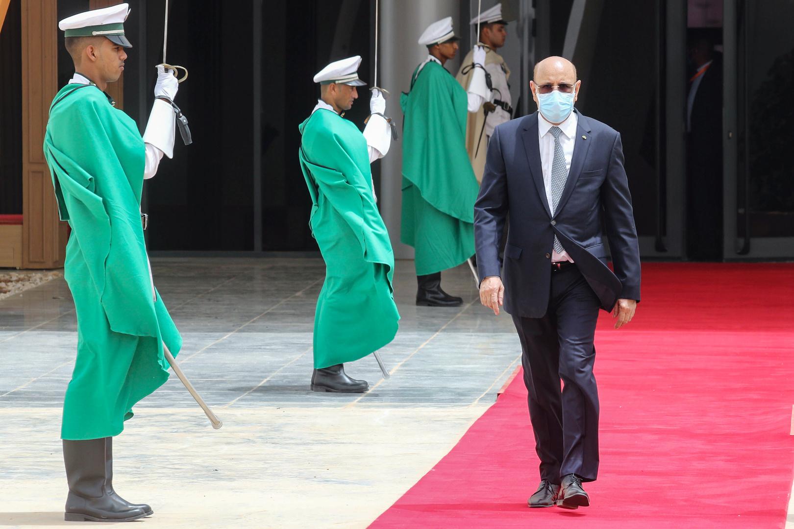 ملك المغرب والرئيس الموريتاني يبحثان هاتفيا الوضع الإقليمي