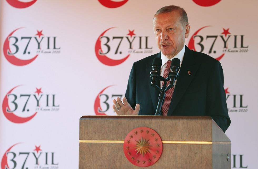 أردوغان يدعو مواطنيه لإخراج قرشهم الأبيض
