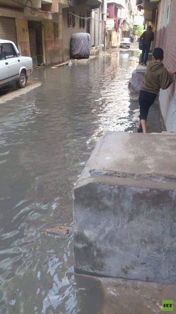 مصر.. لماذا غرقت شوارع الإسكندرية؟