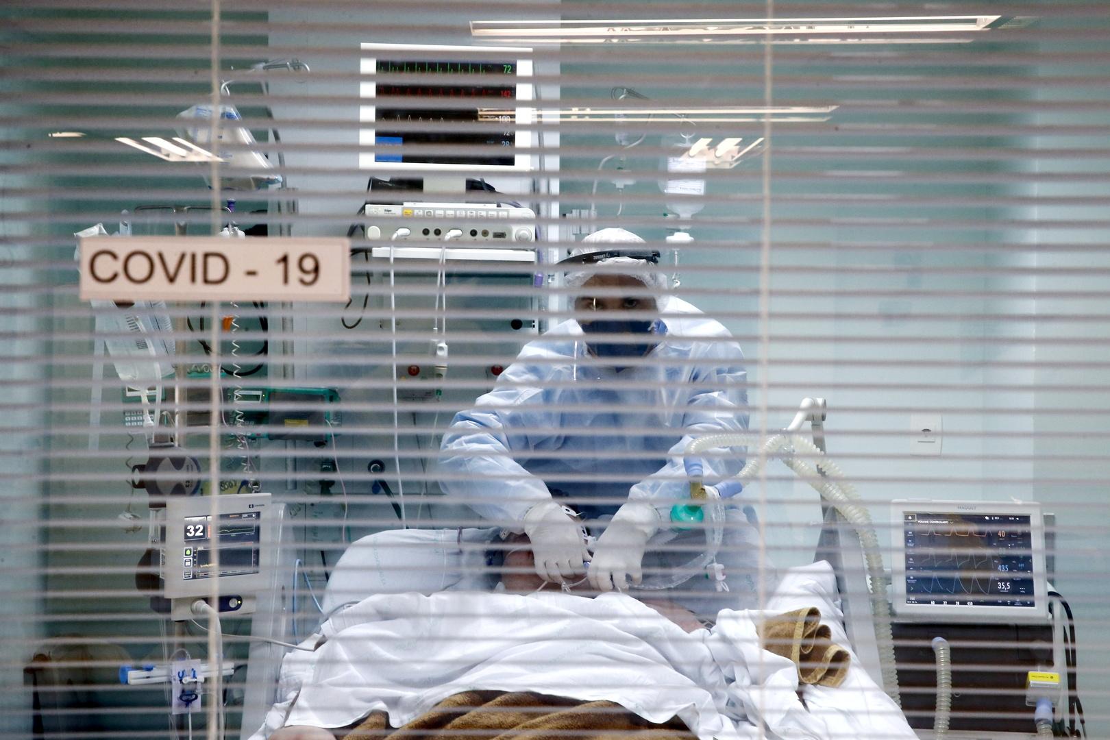 البرازيل.. 376 وفاة و32622 إصابة جديدة بكورونا