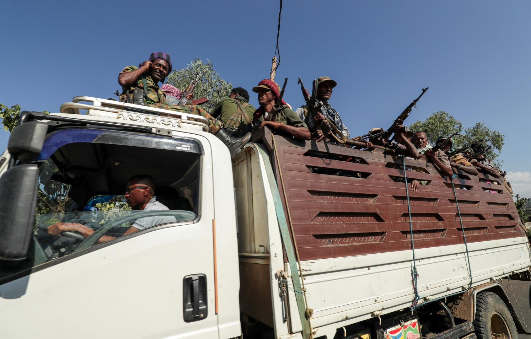 الجيش الإثيوبي ينوي استخدام الدبابات والمدفعية في معركة استعادة عاصمة تيغراي