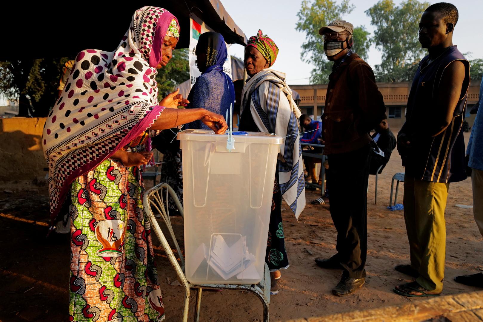 بوركينا فاسو.. انتخابات رئاسية وسط أجواء متوترة
