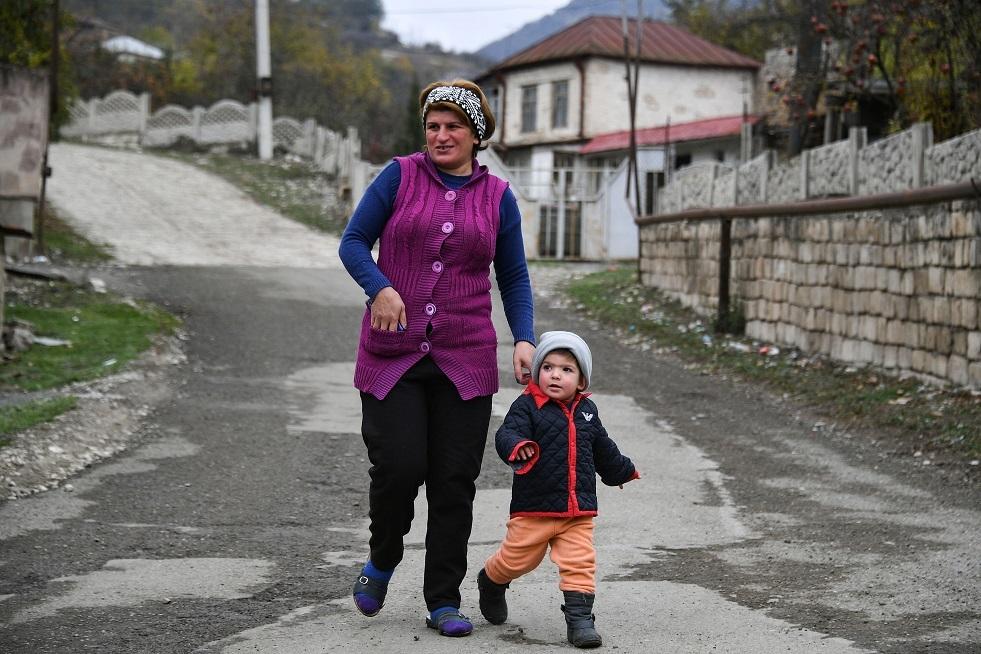 رئيس قره باغ: حوالي 25 ألفا من سكان الإقليم عادوا إلى ديارهم