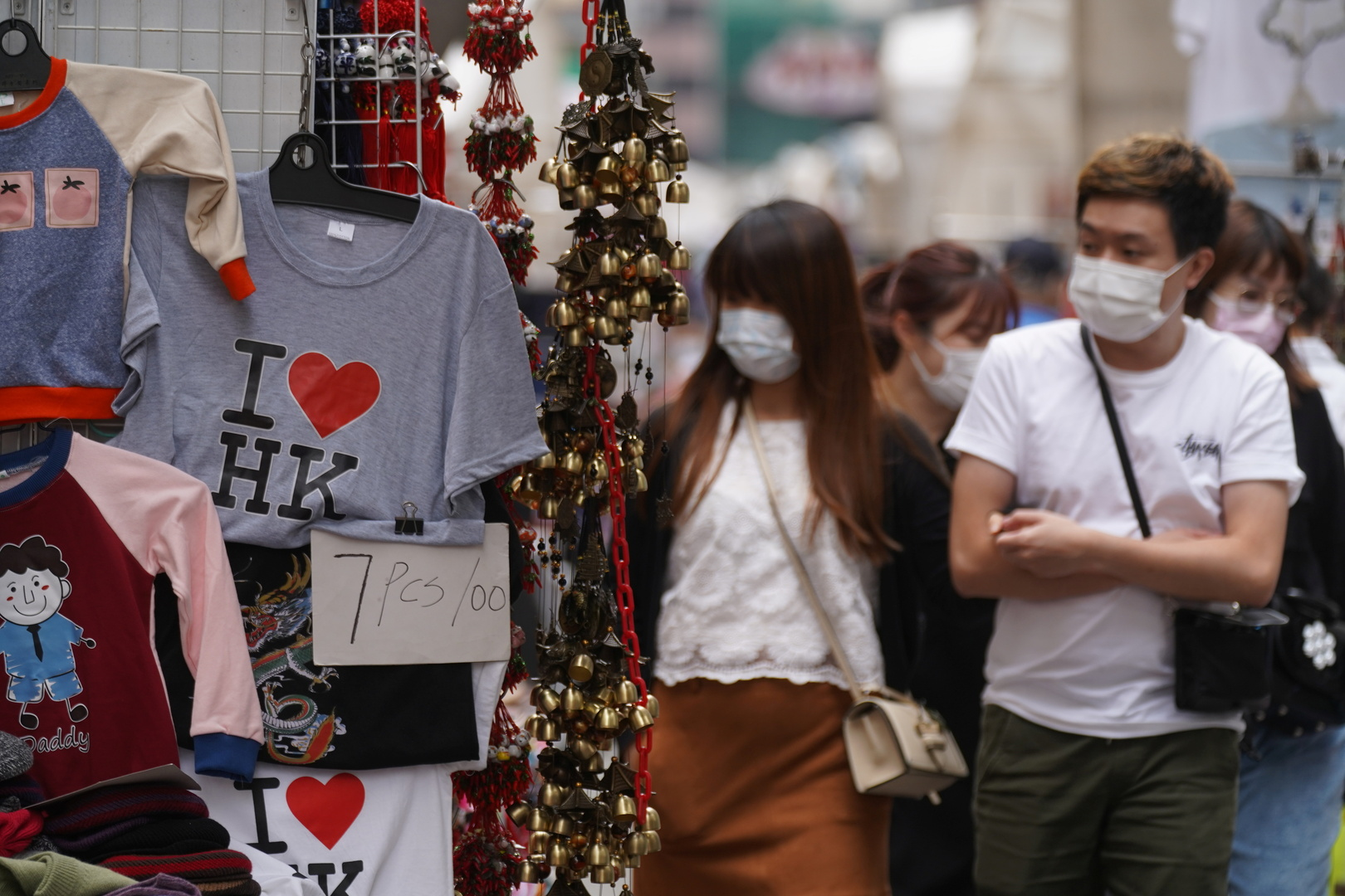 هونغ كونغ تعتمد مساعدات مالية للفقراء المصابين بكورونا
