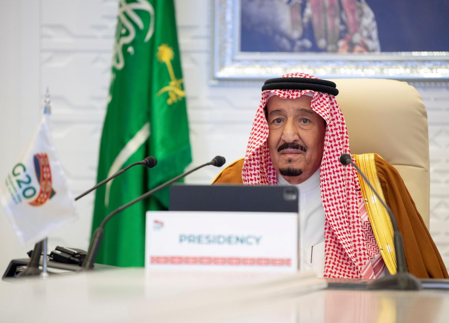 الملك سلمان: سنطلق برنامجا وطنيا للاقتصاد الدائري للكربون وندعو الدول الأخرى للتعاون في هذا الشأن