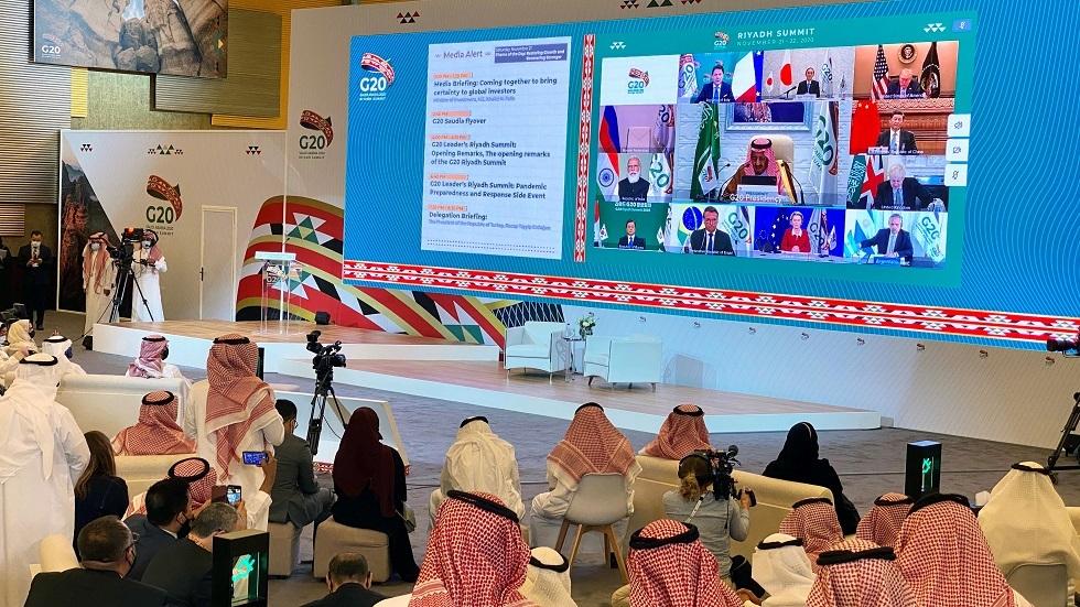 وزير المالية السعودي: بيان مجموعة العشرين الختامي أقر بالإجماع لكن تركيا أرادت أن
