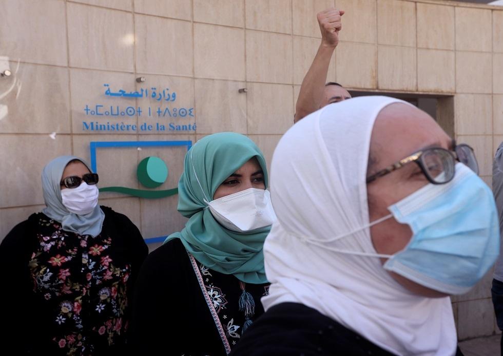 المغرب.. 60 وفاة و3979 إصابة جديدة بكورونا