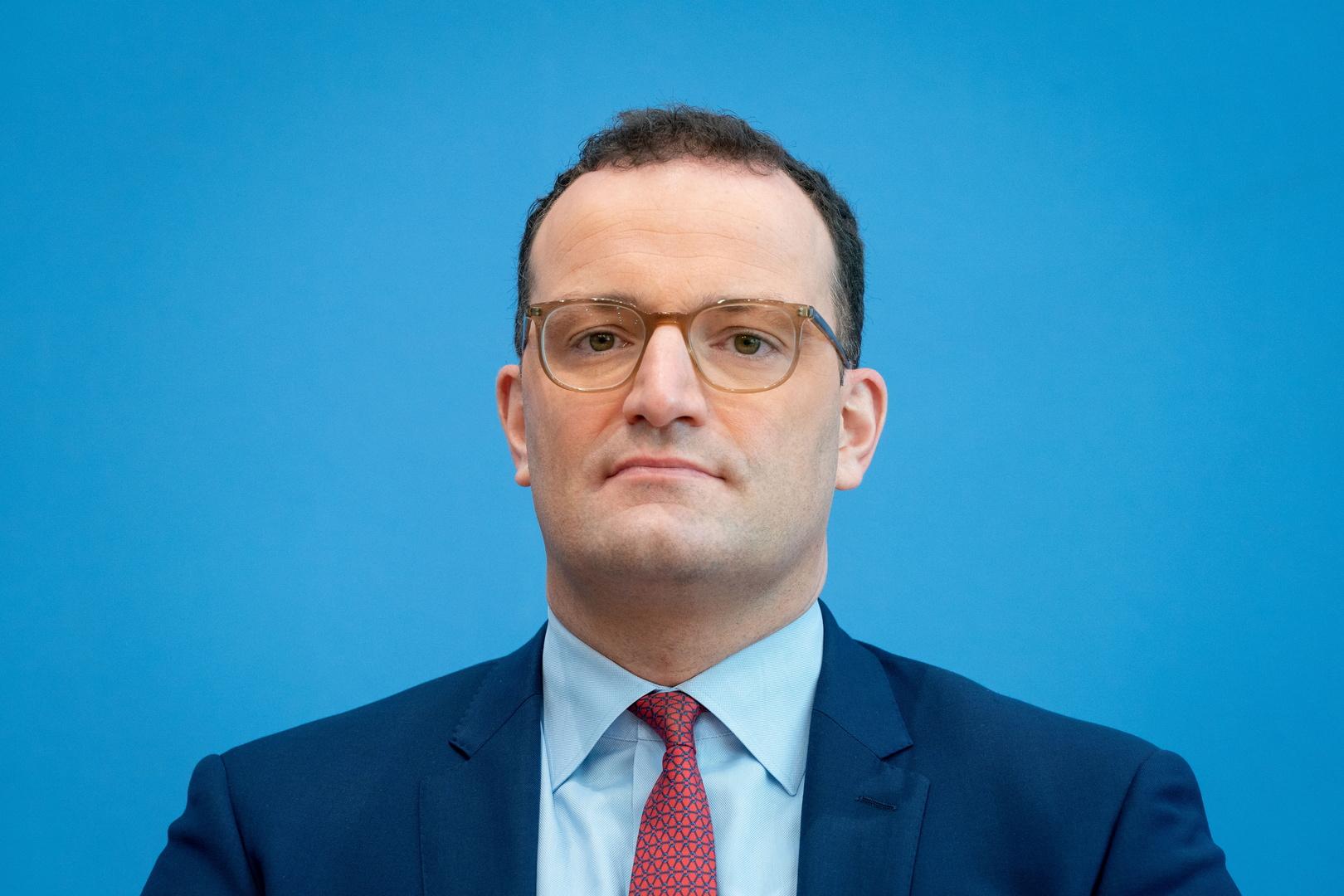 وزير الصحة الألماني: برنامج التطعيم ضد كورونا قد يبدأ الشهر المقبل