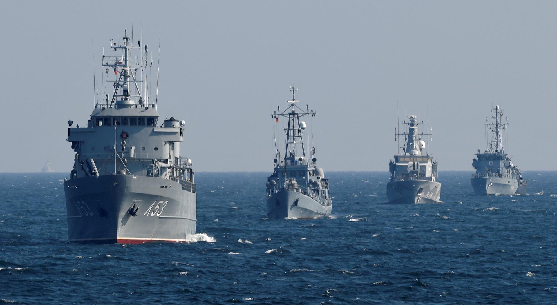 تركيا تستنكر تفتيش ألمانيا إحدى سفنها أمام سواحل ليبيا