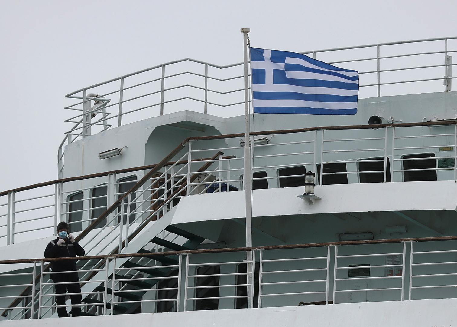 اليونان تتهم تركيا بالقيام بنشاط غير قانوني في المتوسط