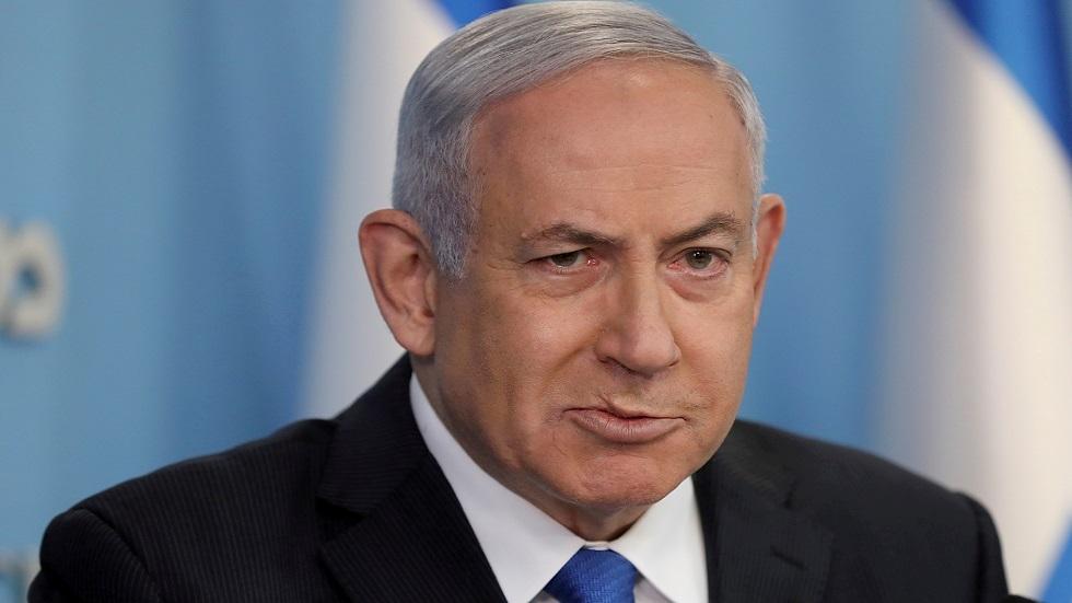 نتنياهو يرفض التعليق على