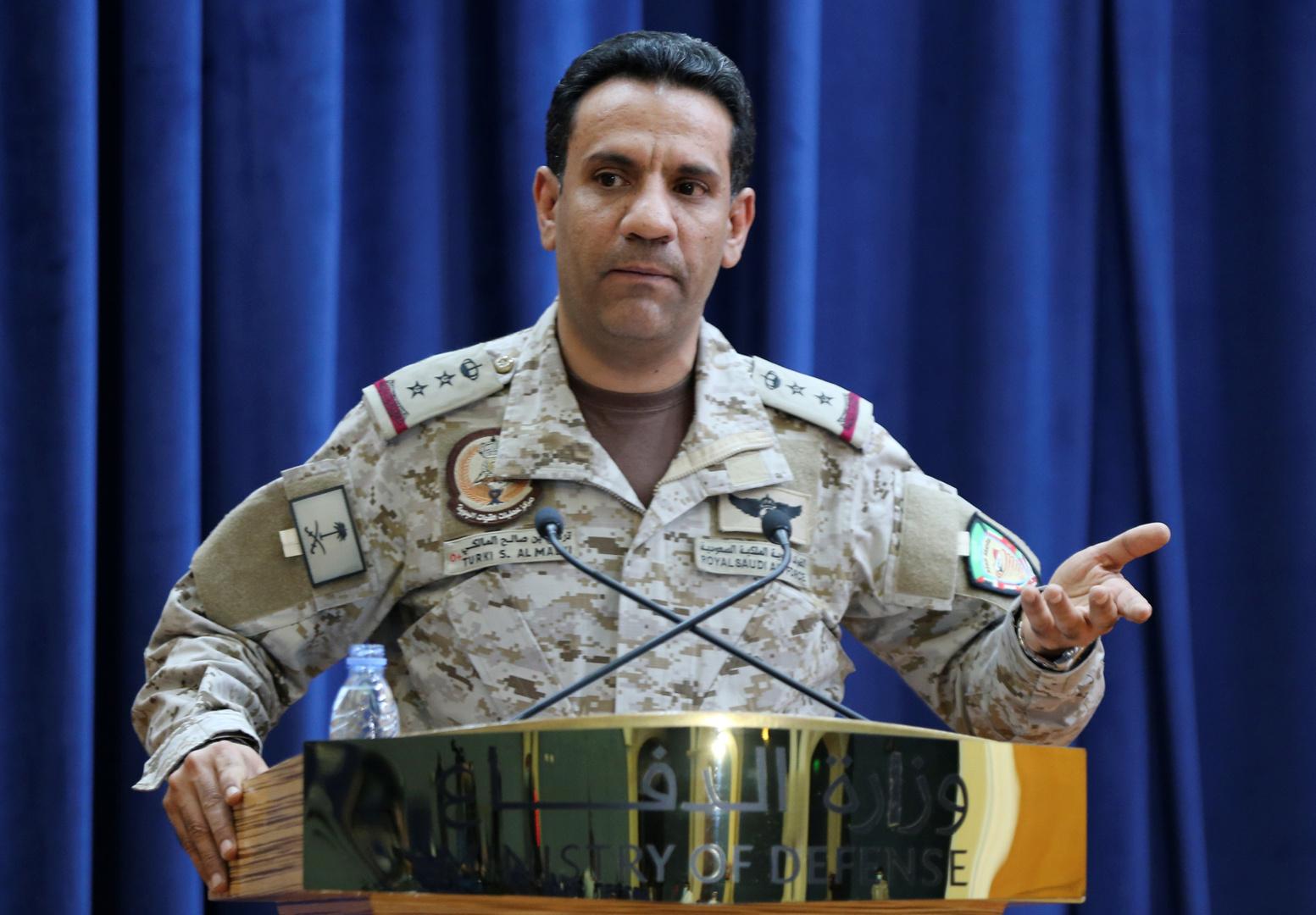التحالف العربي: الحوثيون متورطون في حريق خزان الوقود في جدة