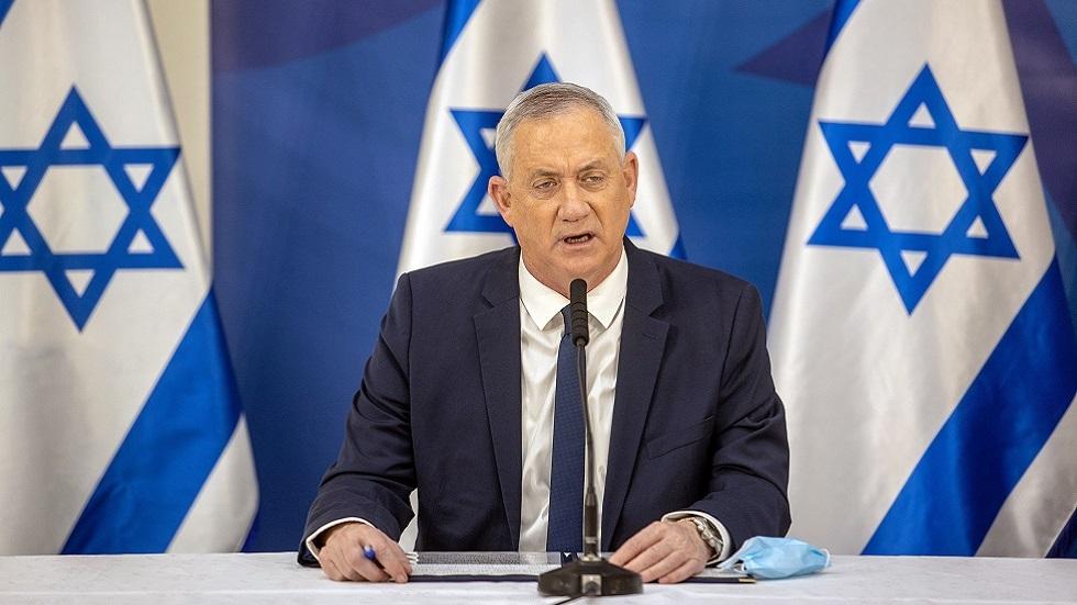 مصادر: غانتس منع انضمام ضباط للوفد الإسرائيلي إلى السودان