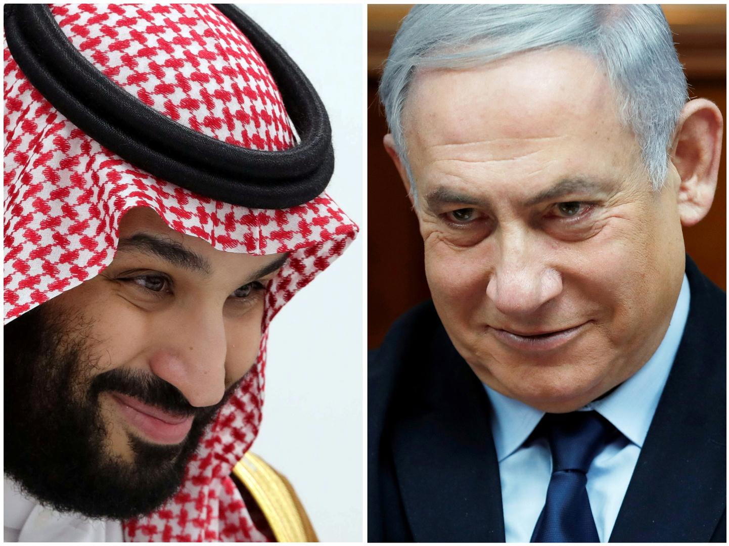 بنيامين نتنياهو وبن سلمان: مسألة مبدأ