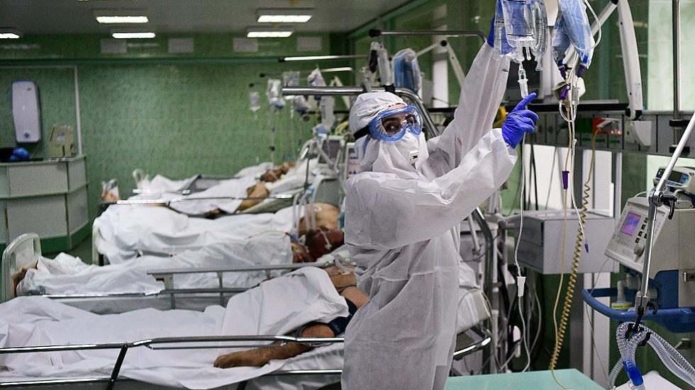كورونا في روسيا.. 24326 إصابة جديدة وقفزة في الوفيات