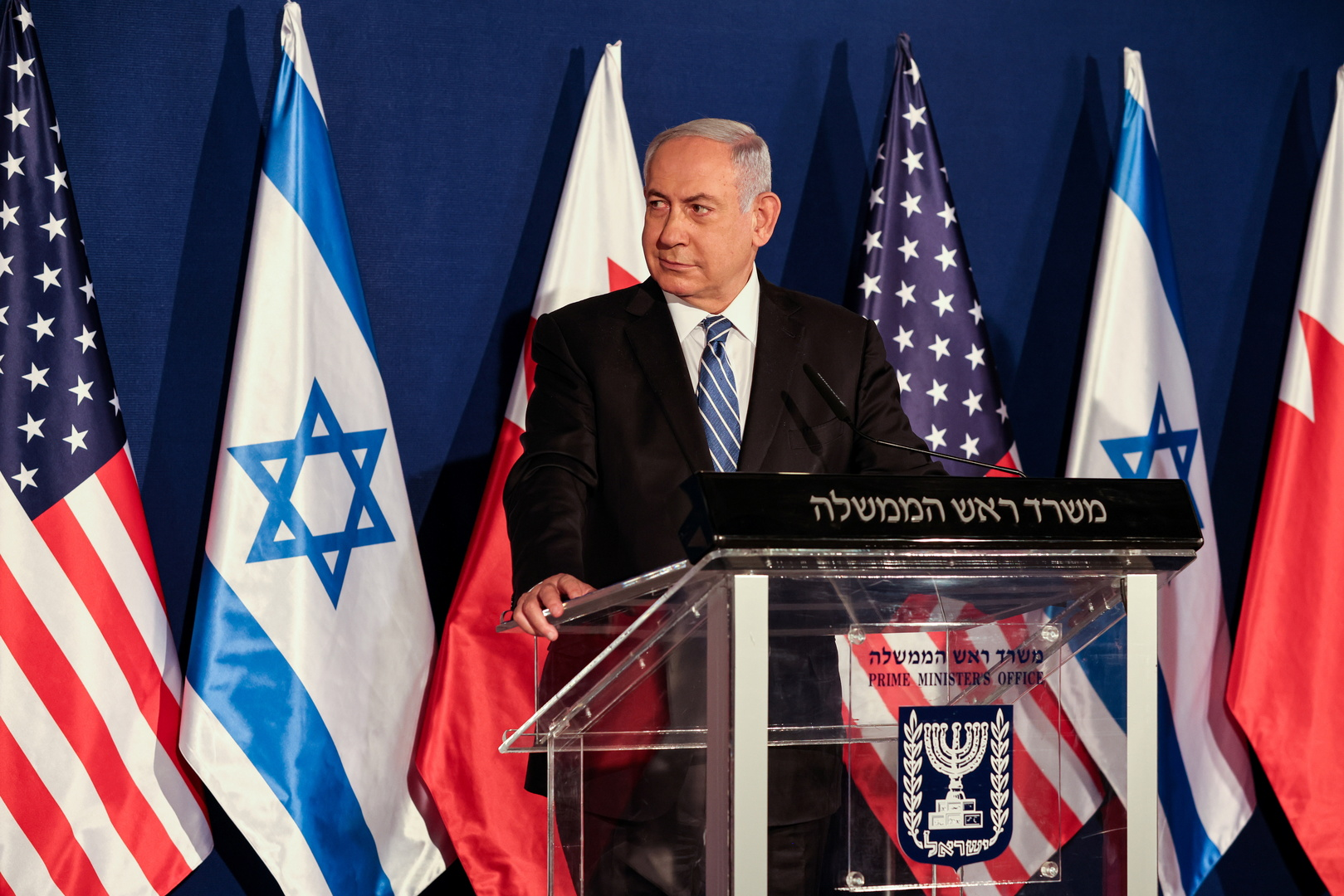 نتنياهو يعلن أنه سيزور البحرين قريبا بناء على دعوة من ولي عهدها
