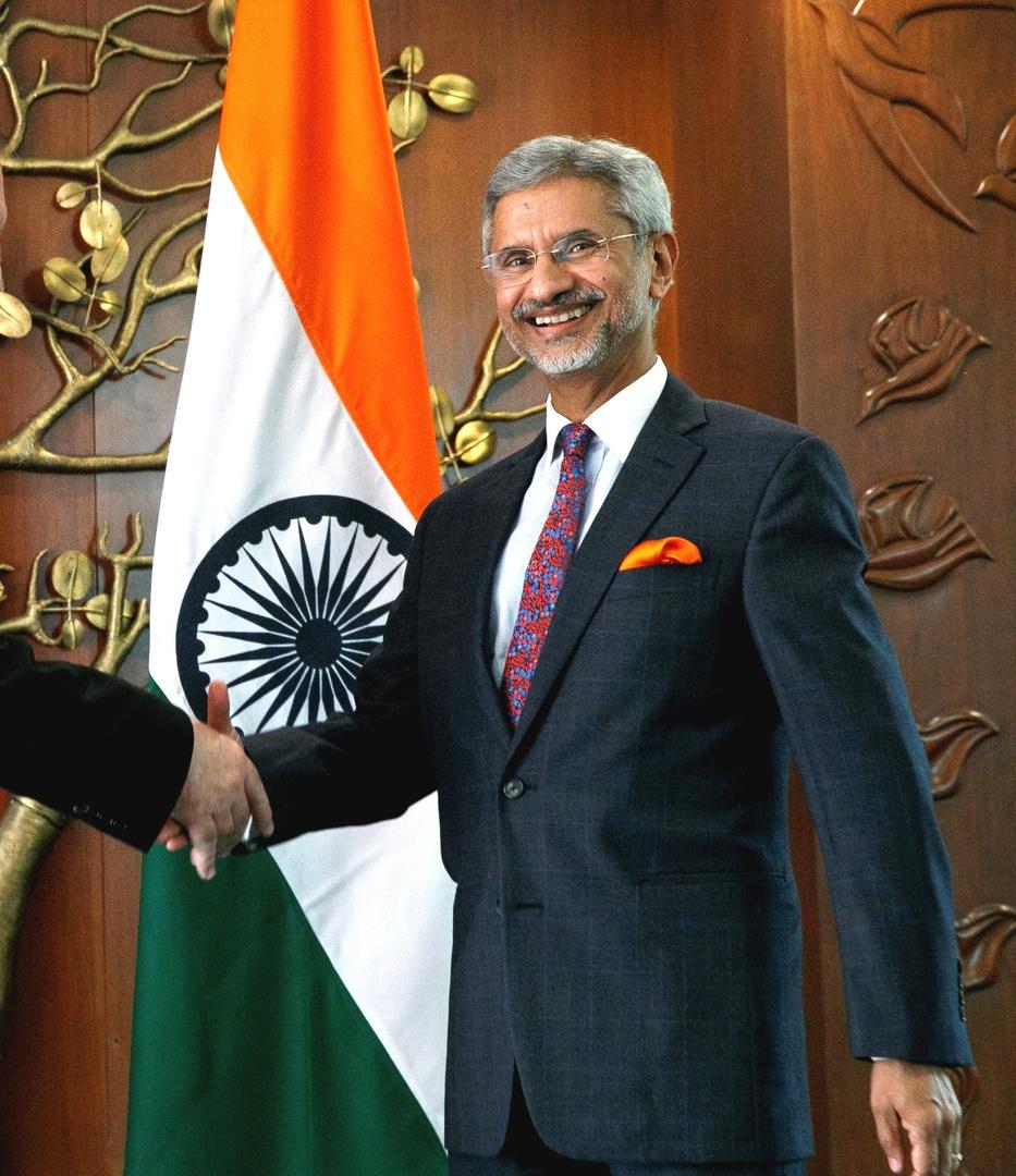 وزير الخارجية الهندي جايشنكار