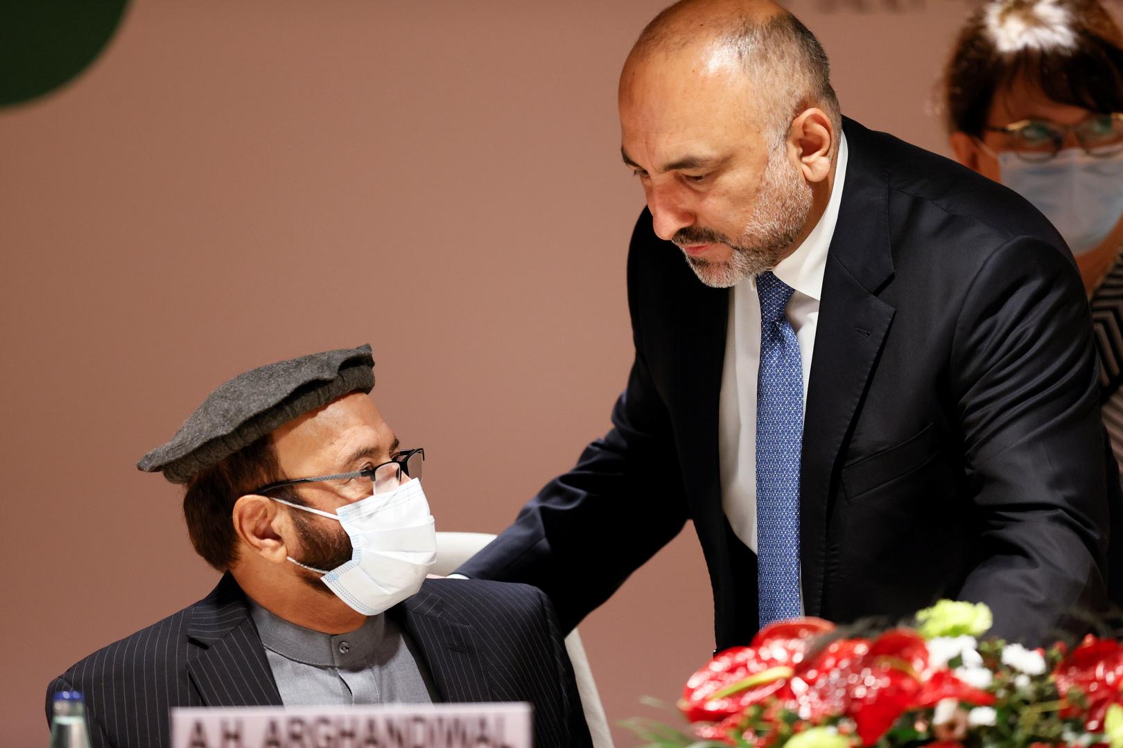 عشرات المانحين الدوليين يتعهدون بمليارات الدولارات لأفغانستان