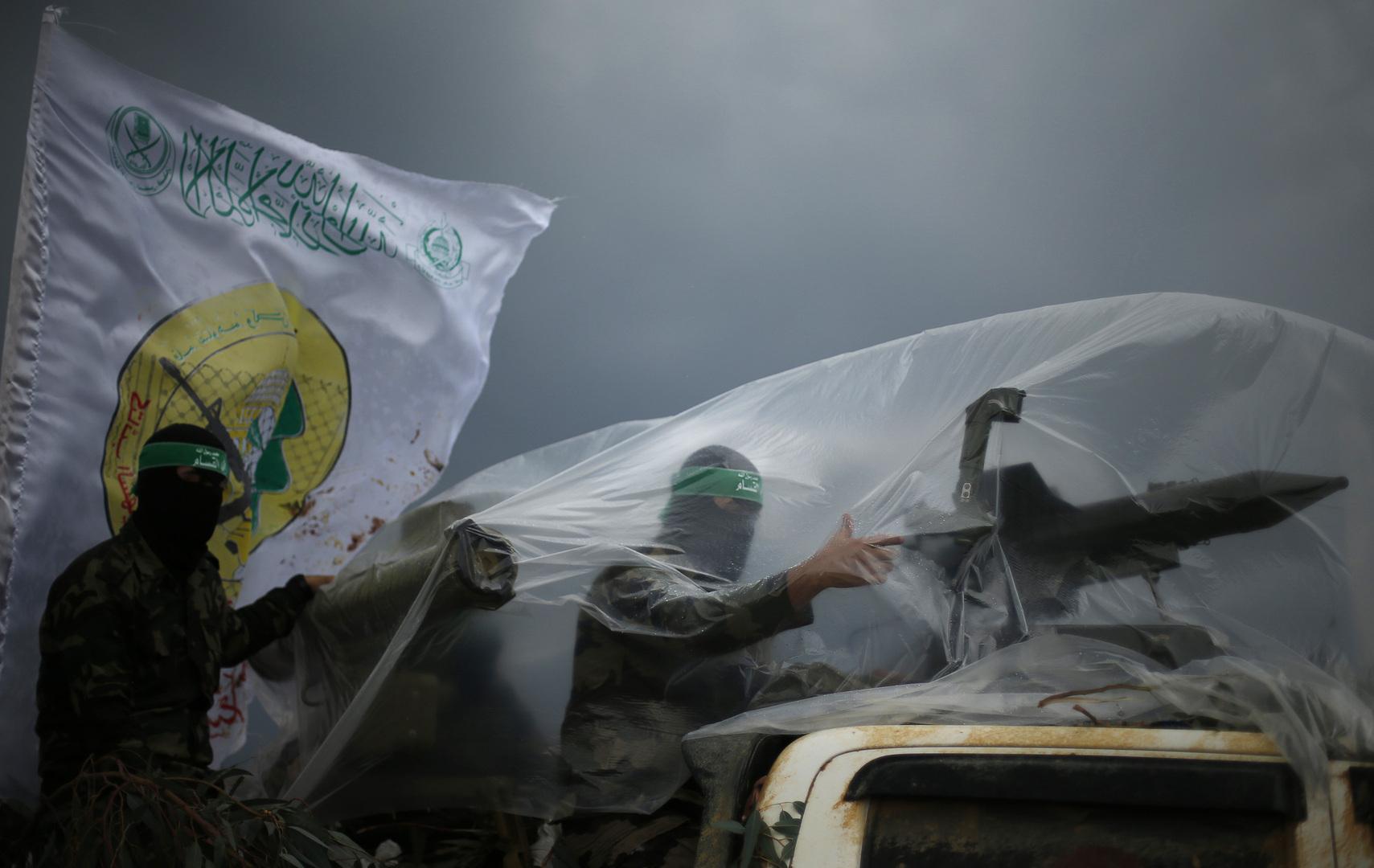 القاهرة تنقل رسالة من حماس إلى إسرائيل.. إطلاق الصواريخ سببه كورونا