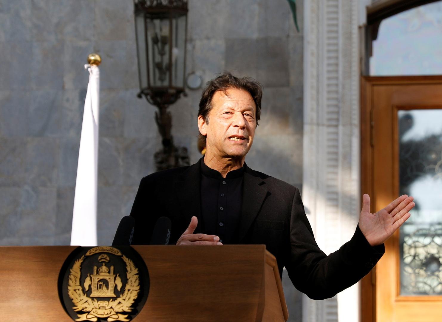 رئيس وزراء باكستان، عمران خان