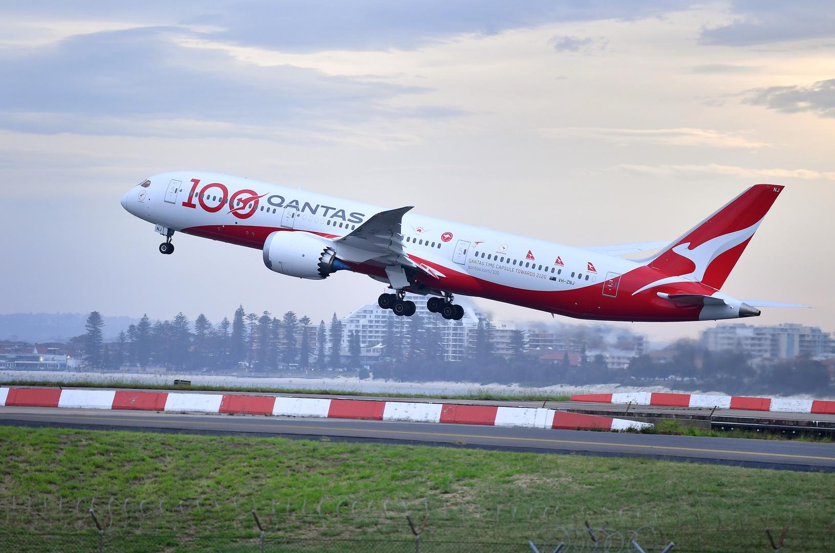 شركة طيران أسترالية ستطلب إثبات تلقي لقاح كورونا قبل السفر على متنها