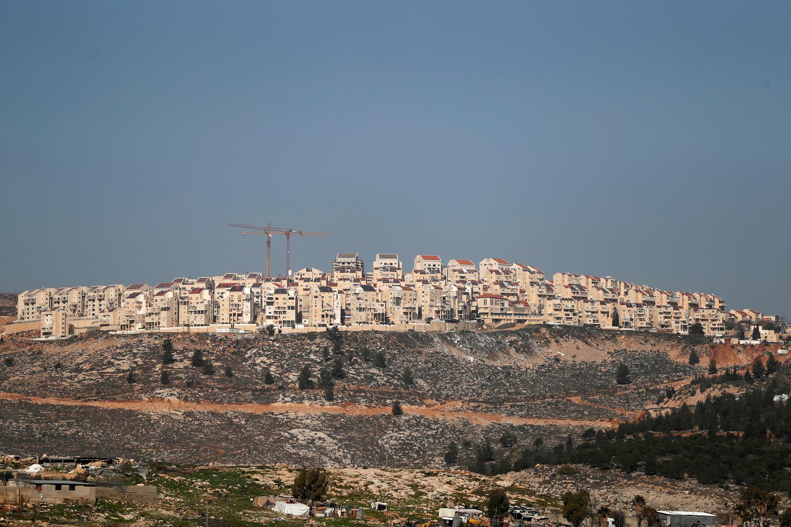 خطة إسرائيلية لتوسيع المستوطنات وإقامة مناطق صناعية في الضفة والأغوار