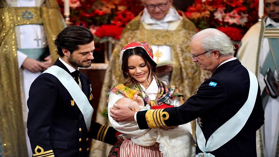 كورونا يصيب الأمير السويدي كارل فيليب وزوجته صوفيا