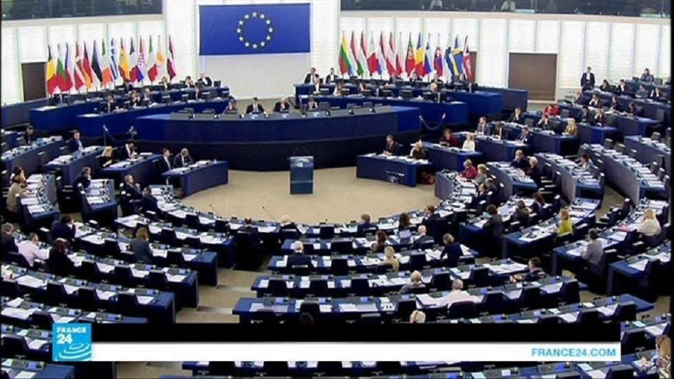 البرلمان الأوروبي يدين الأنشطة التركية في فاروشا ويدعو لفرض عقوبات على أنقرة