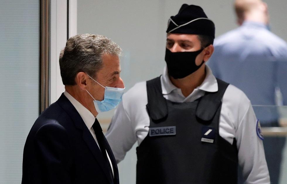 الاثنين.. استئناف محاكمة نيكولا ساركوزي إلى جانب محاميه وقاض سابق كبير