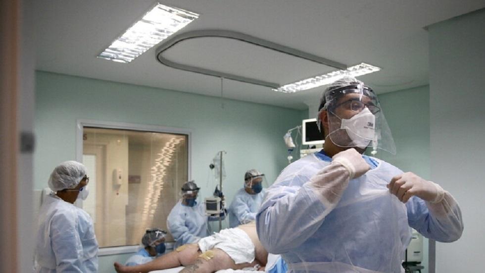 البرازيل.. 691 وفاة وأكثر من 37 ألف إصابة بفيروس كورونا