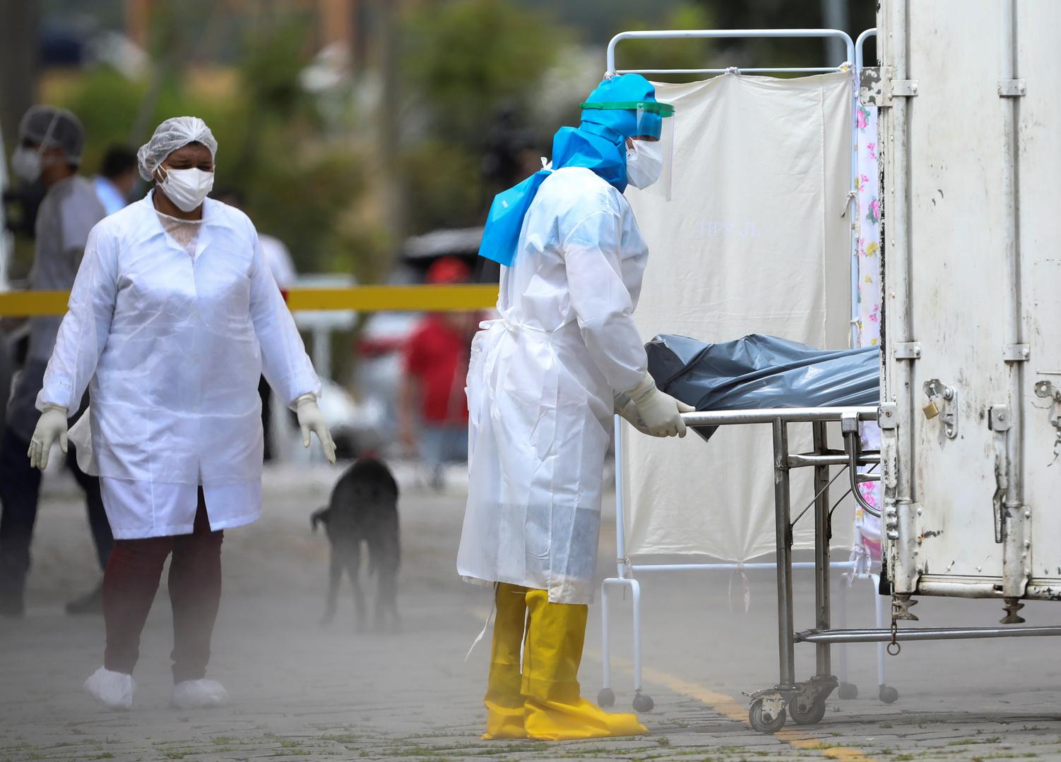نحو 61 مليون إصابة بكورونا وأكثر من مليون و430 ألف وفاة في العالم