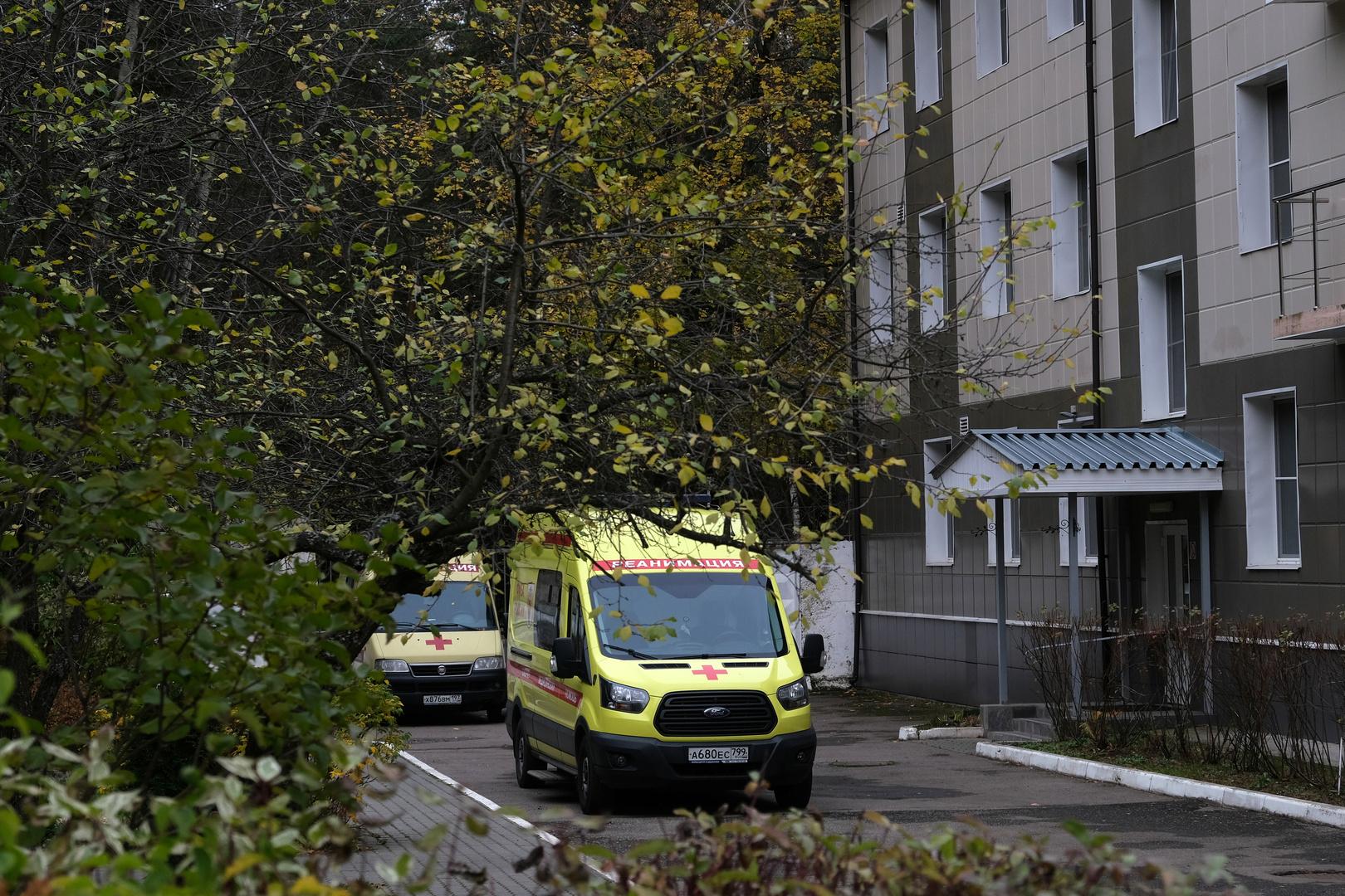 الإصابات اليومية بكورونا في روسيا تتخطى لأول مرة الـ27 ألفا