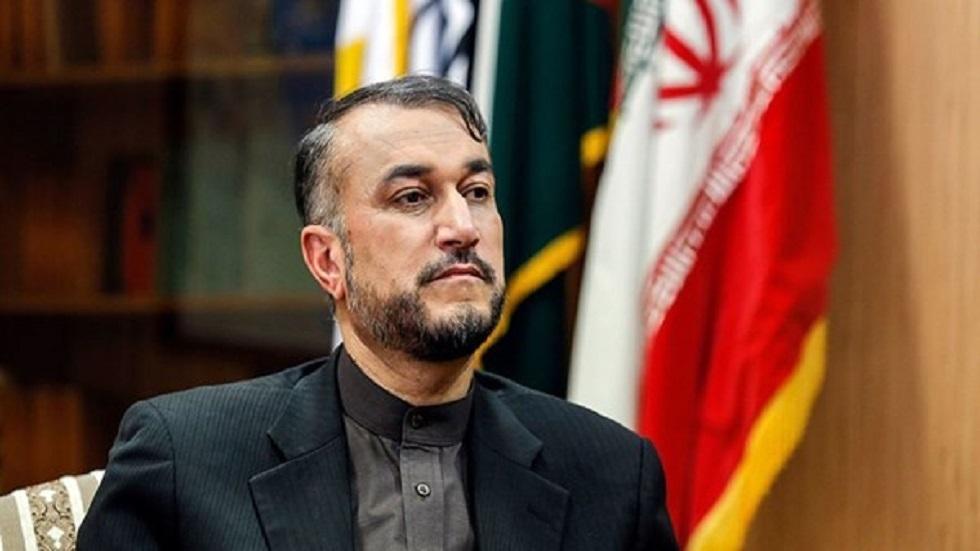 عبد اللهيان: اغتيال العالم النووي يدل على مساعي إسرائيل وأمريكا لتوجيه ضربة للتقدم العلمي في إيران