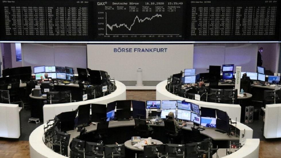 أسهم أوروبا ترتفع للأسبوع الرابع على التوالي