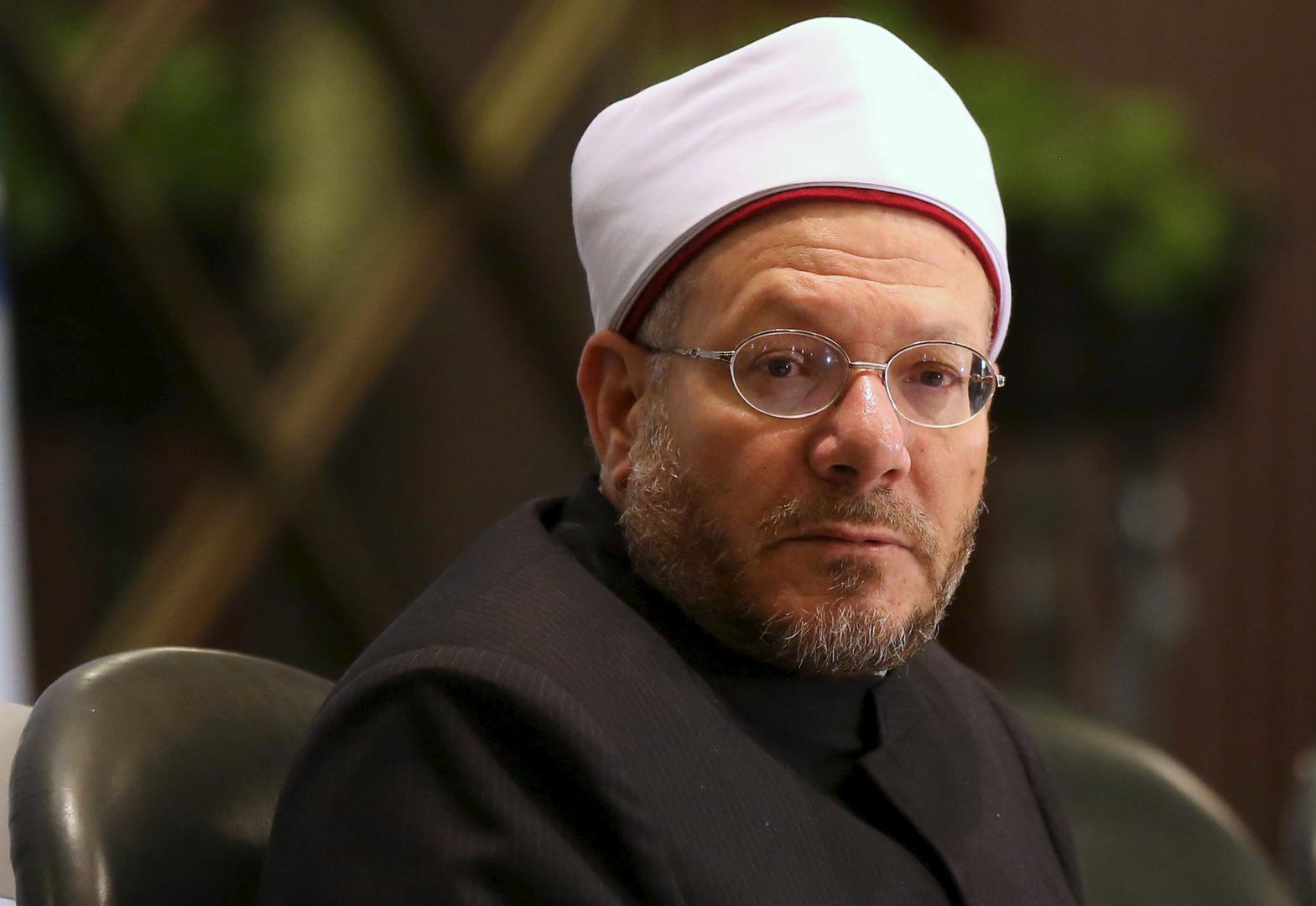 مفتي مصر: