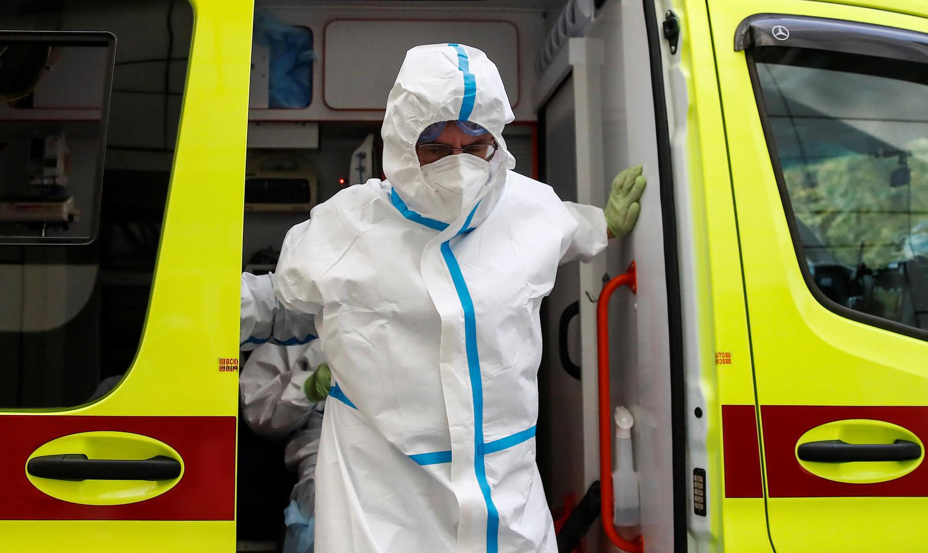 روسيا تسجل 510 حالات وفاة و27100 إصابة جديدة بكورونا خلال الساعات الـ24 الماضية