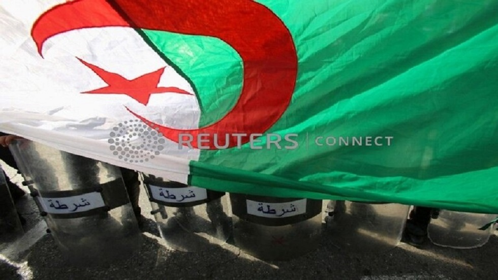 الاحتجاجات في الجزائر - أرشيف