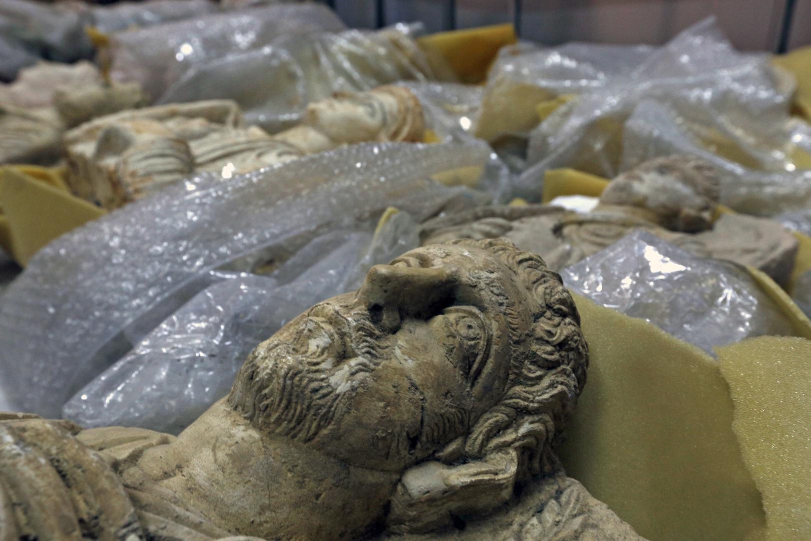 آثار في سوريا، صورة تعبيرية