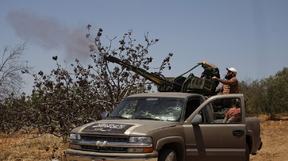الدفاع الروسية: المسلحون قصفوا منطقة خفض التصعيد في إدلب 30 مرة خلال أمس