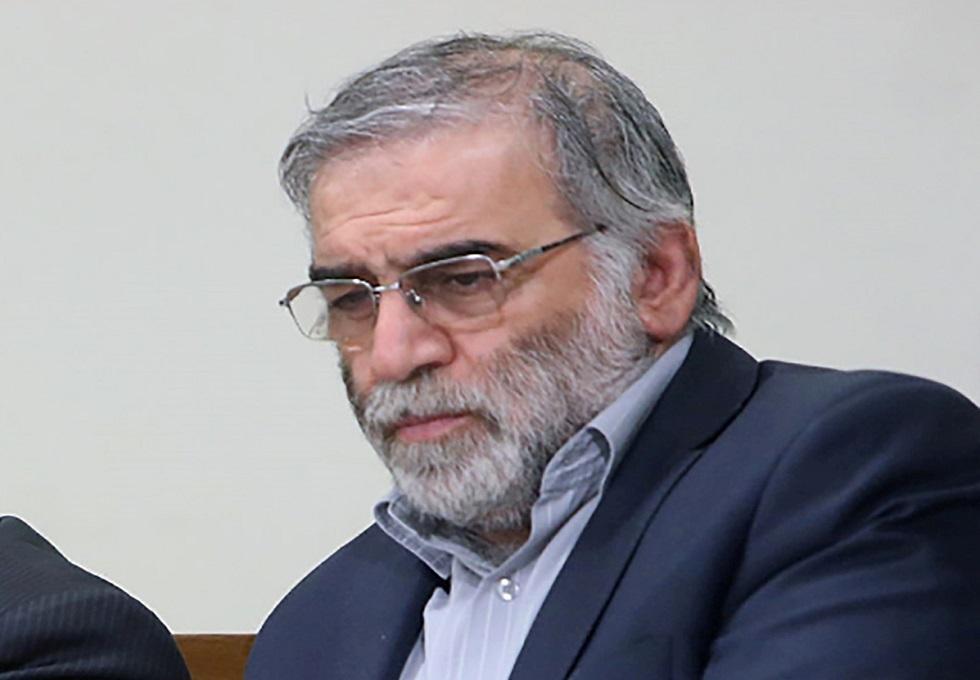 العالم النووي الإيراني البارز محسن فخري زاده