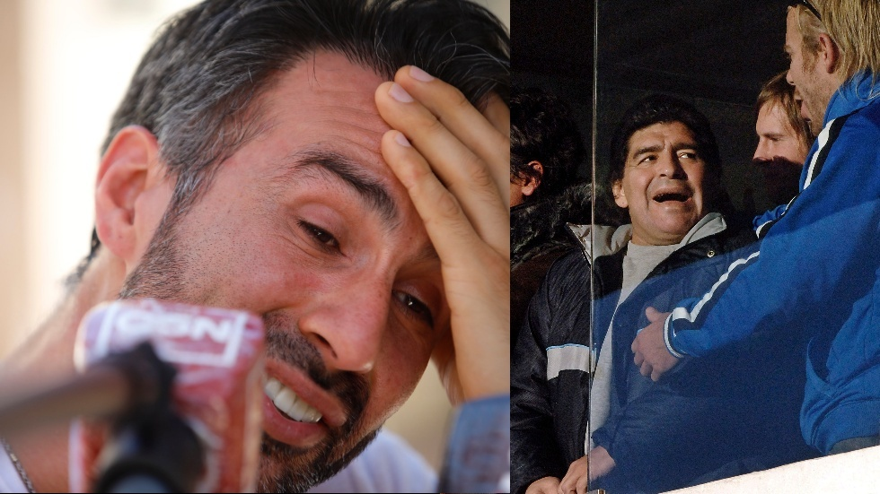 Witnesses: Maradona quarrels with his doctor, who is accused of committing a crime