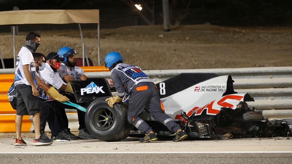 ريتشياردو ينتقد أسلوب تغطية حادث غروجان في البحرين