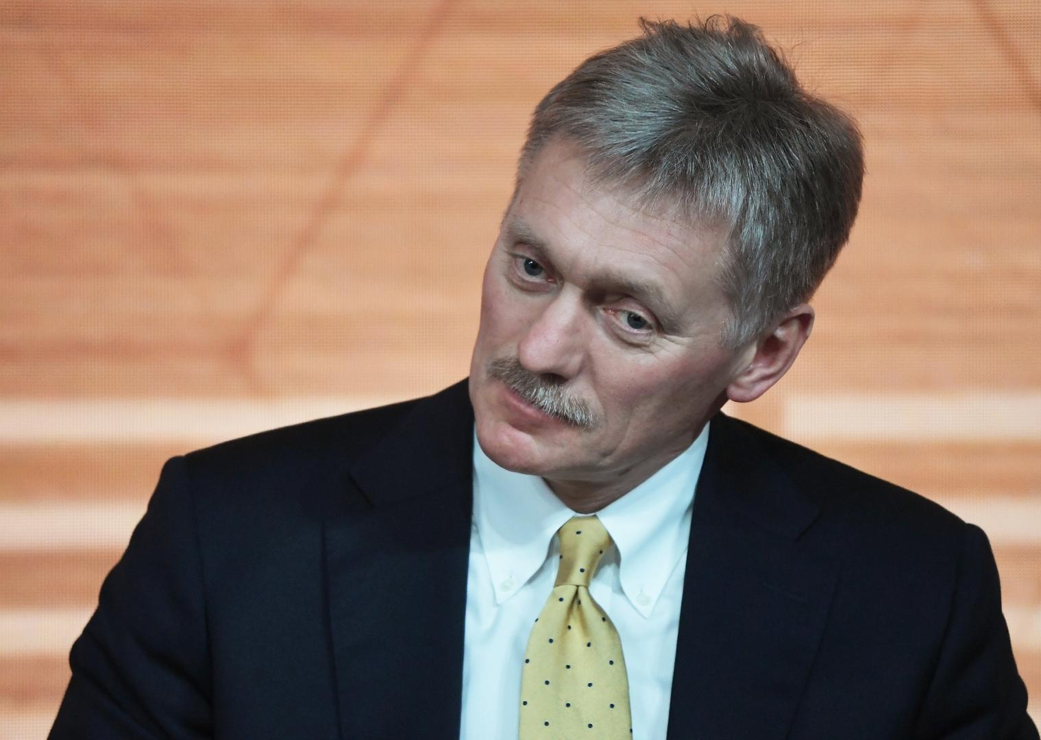 بيسكوف يعلق على قرار بايدن تعيين جين بساكي متحدثة باسم البيت الأبيض