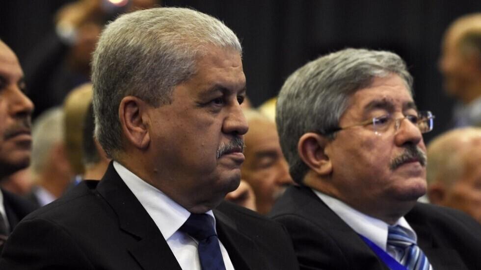 الجزائر.. السجن 5 سنوات لسلال وأويحيى