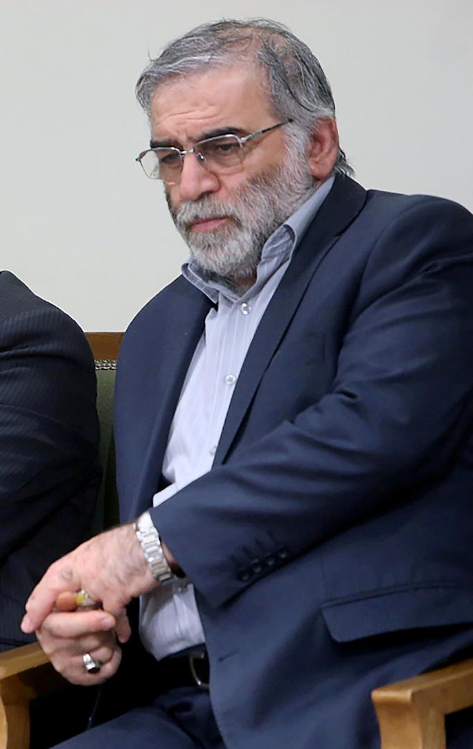 العالم النووي الإيراني، محسن فخري زاده