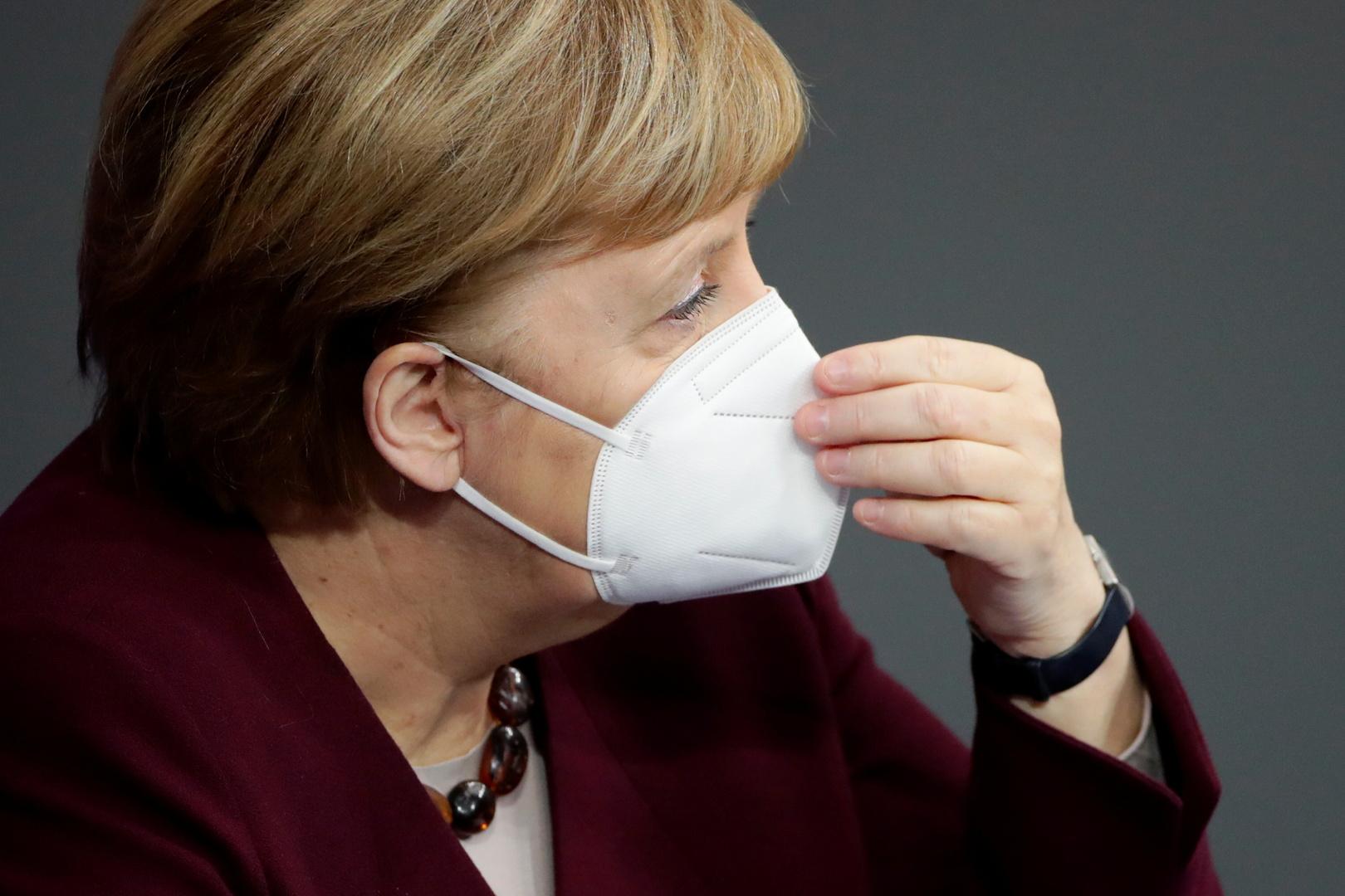 ميركل: قمة الاتحاد الأوروبي القادمة ستكون حاسمة
