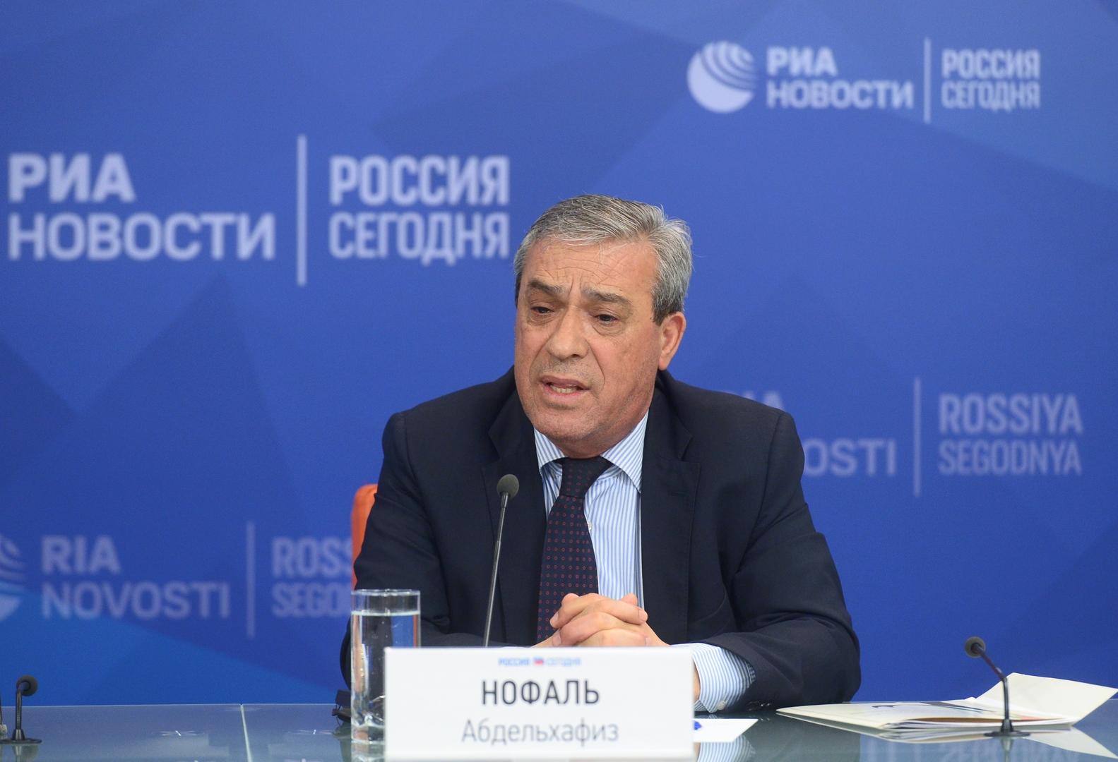 سفير فلسطين لدى موسكو يكشف عن شروط استئناف اتصالات بلاده مع إسرائيل